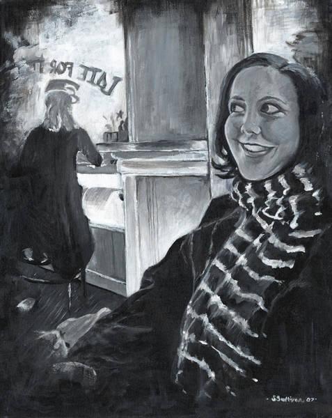 Mona Sandra  Poster