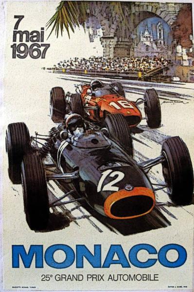Monaco 67 Poster