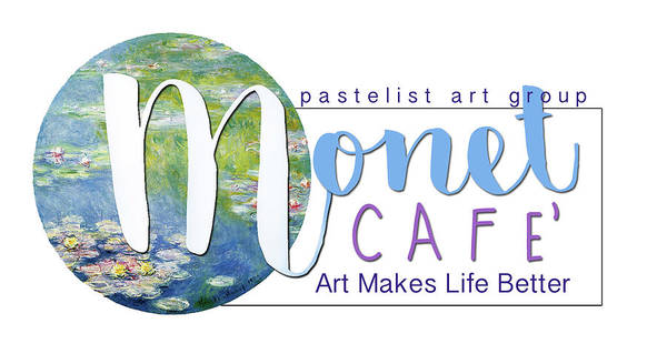 Monet Cafe' Products Poster