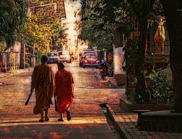 Monk Mates Poster