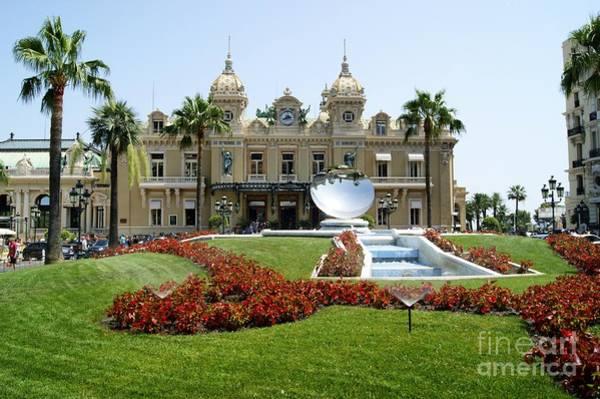 Monte Carlo Casino Poster