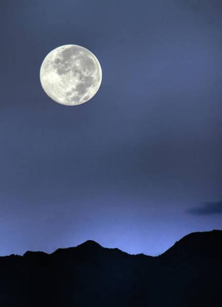 Moon Over Ko'olau Poster