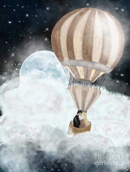 Moonlight Kisses Poster
