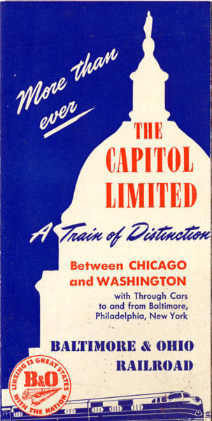 More Than Ever, The Capitol Limited Poster
