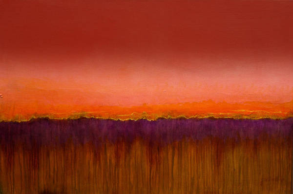 Morning Has Broken - Art By Jim Whalen Poster
