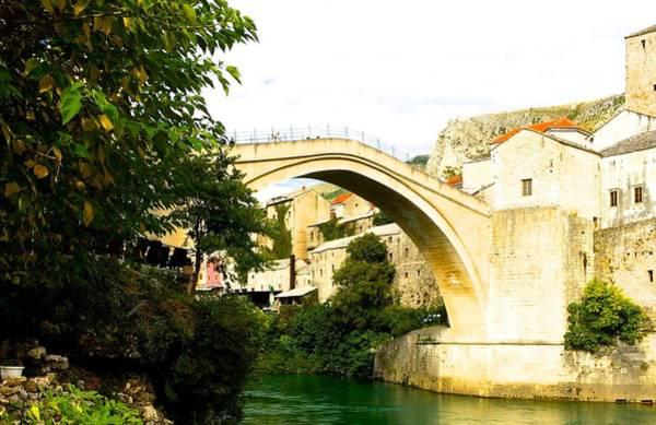 Mostar, Bosnia Poster