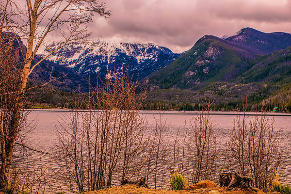 Mount Baldy From Point Park Poster