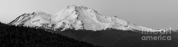Mount Shasta  Poster