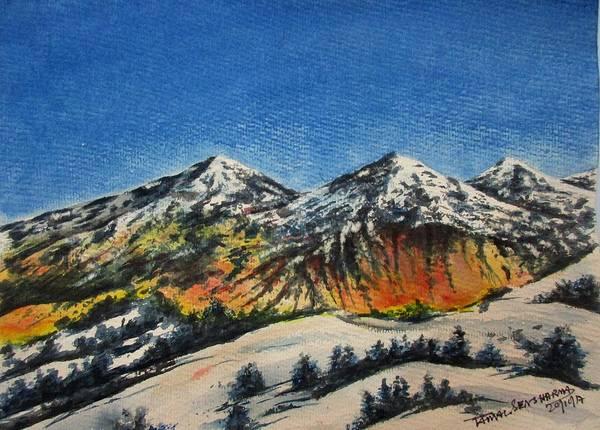 Mountain-5 Poster
