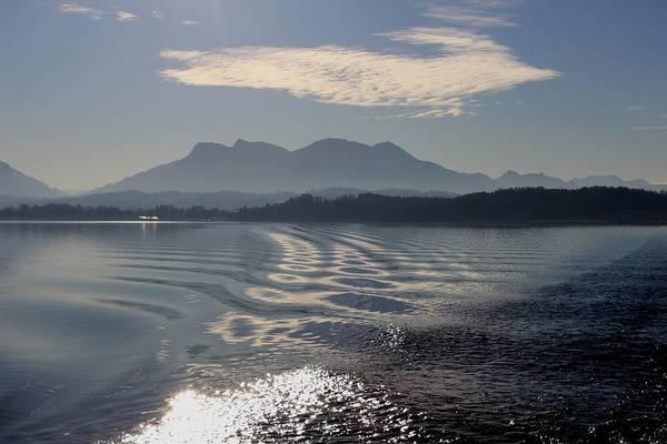 Mountain Lake. Poster