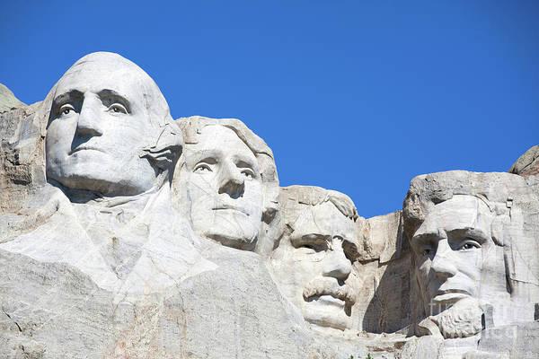 Mt. Rushmore Poster