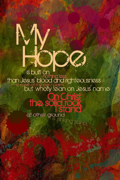 My Hope Poster