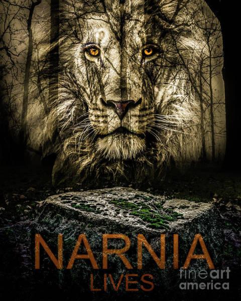 Narnia Lives Poster
