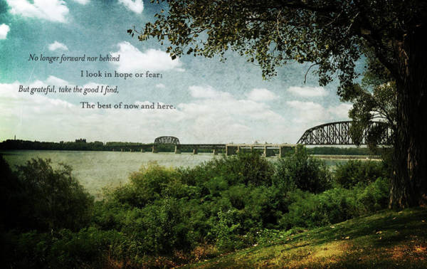 Natures Poetry Poster