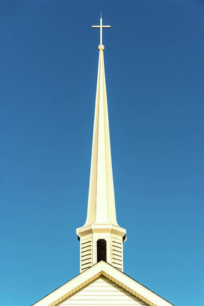 Needle-shaped Steeple Poster