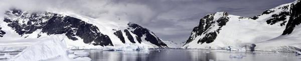 Neumeyer Channel - Antarctica Poster