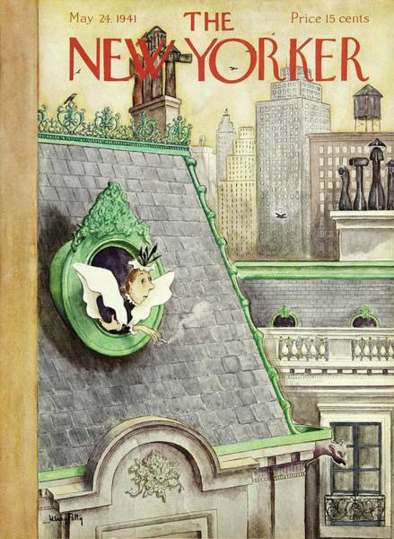 New Yorker May 24 1941 Poster
