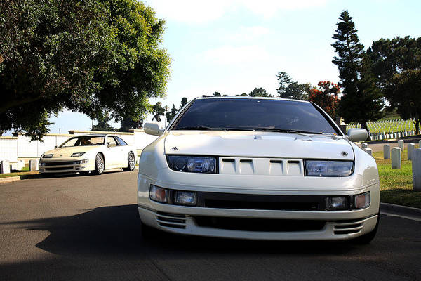 Nissan 300zx Poster