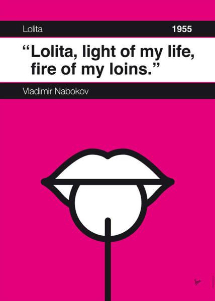 No005 My Lolita Book Icon Poster Poster