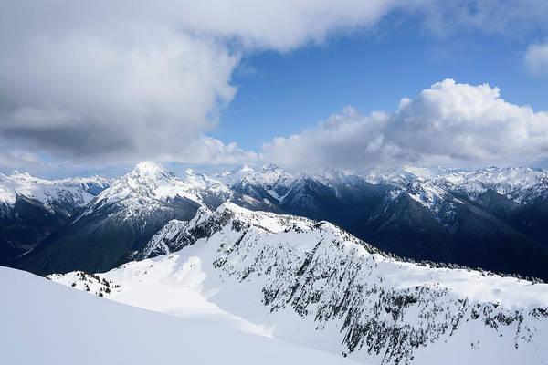 North Cascade Mountains Poster