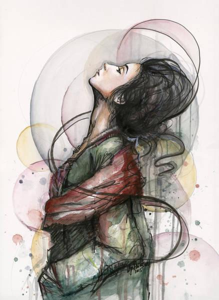 Beautiful Lady Poster