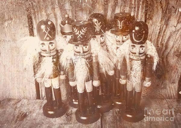 Nostalgic Childhood Mementos Poster