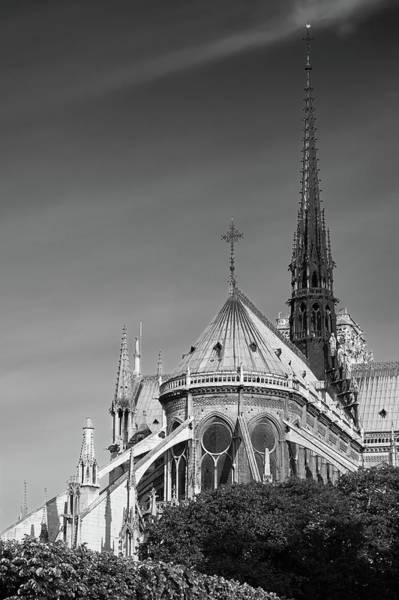 Notre Dame, Paris, France. Poster
