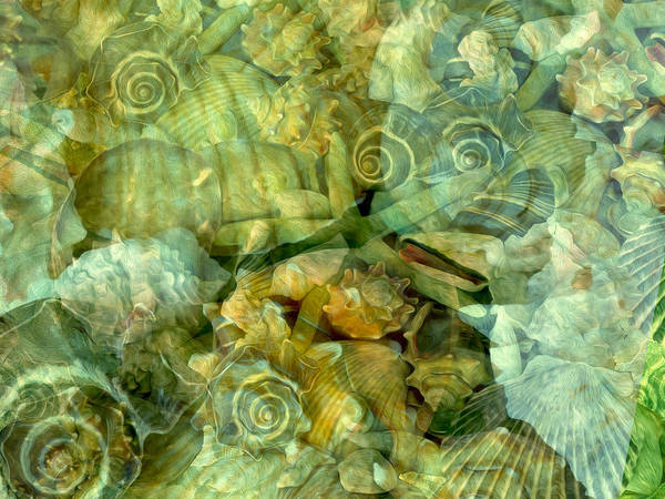Ocean Gems Underwater Poster