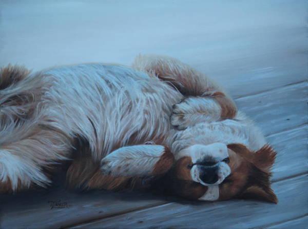 Dog Gone Tired Poster