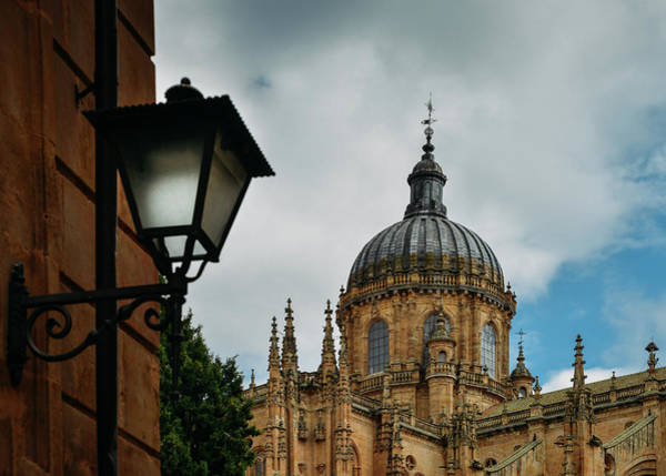 Old Cathedral, Salamanca, Spain  Poster