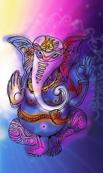 Omkareshvar Ganesha Poster
