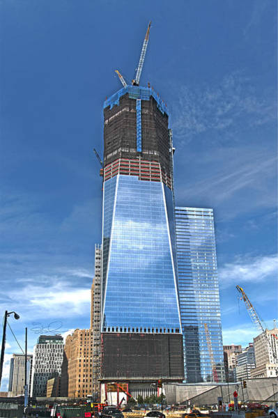 One World Trade Poster