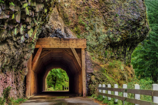 Oneonta Tunnel Poster