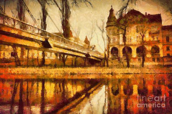 Oradea Chris River Poster