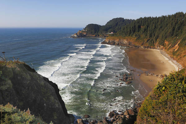 Oregon Coast No 1 Poster