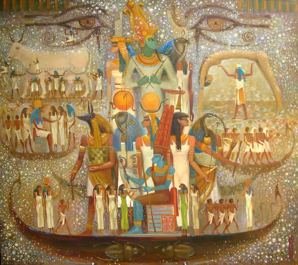 Osiris Poster