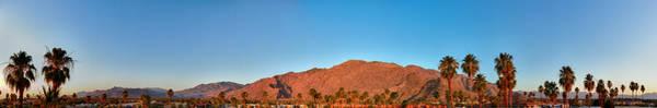 Palm Springs Sunrise Poster
