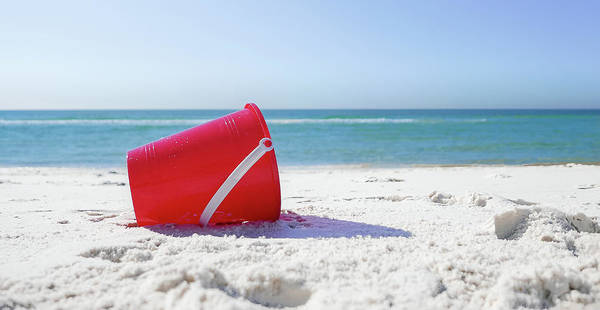 Panama Beach Florida Sandy Beach Poster