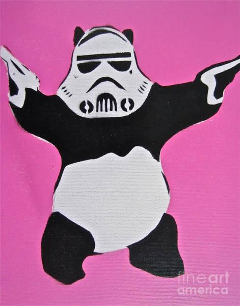 Panda Trooper Poster