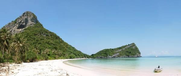Paradise Island Poster