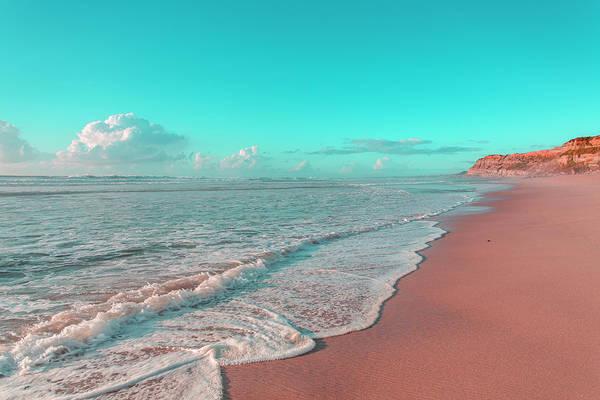 Paradisiac Beaches Poster