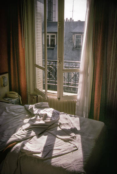 Paris Morning Poster