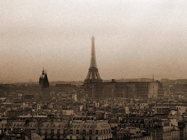 Paris Of Yesteryear II Poster