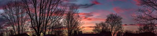 Pastel Sunrise Poster
