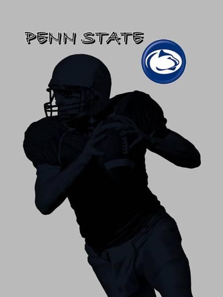 Penn State Football Poster