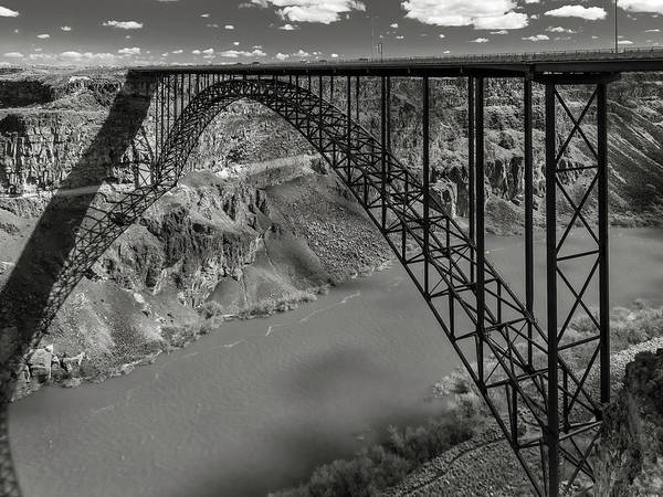 Perrine Bridge, Twin Falls, Idaho Poster