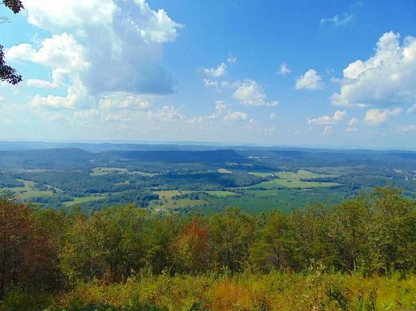 Pinhoti Trail Views Poster