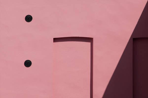 Pink Emoji Poster