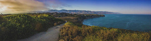 Point Dume Sunset Panorama Poster