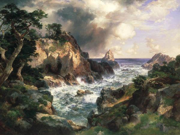 Point Lobos Monterey California Poster